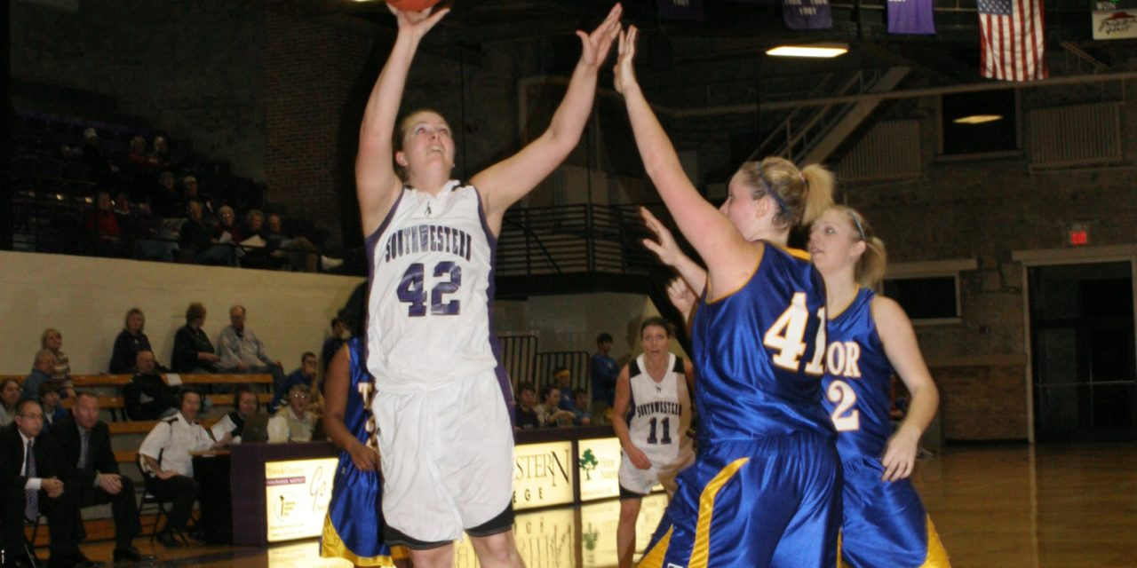 Lady Builders scrape together yet another win