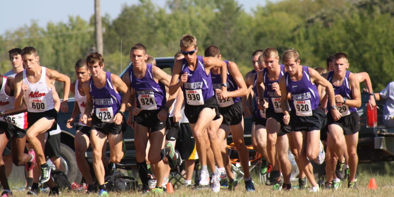 Two seniors break top 10 at Wichita State Gold Classic cross country meet (Results)