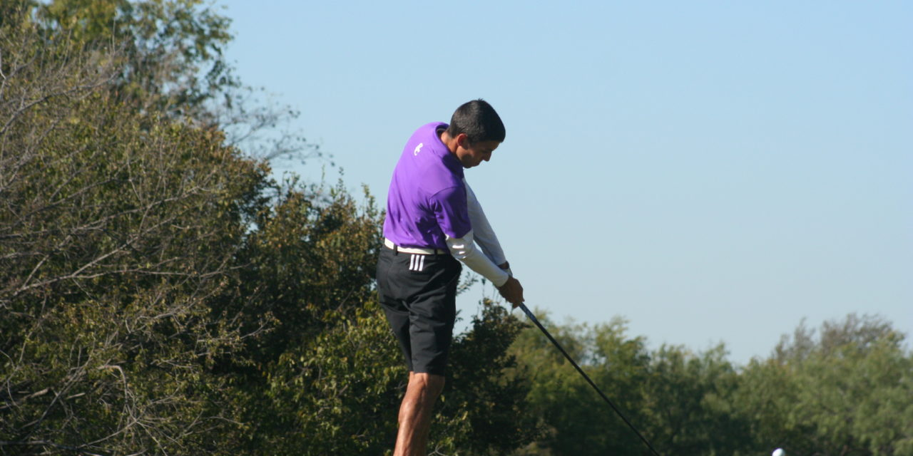 Builder golf rounds out fall season in Texas