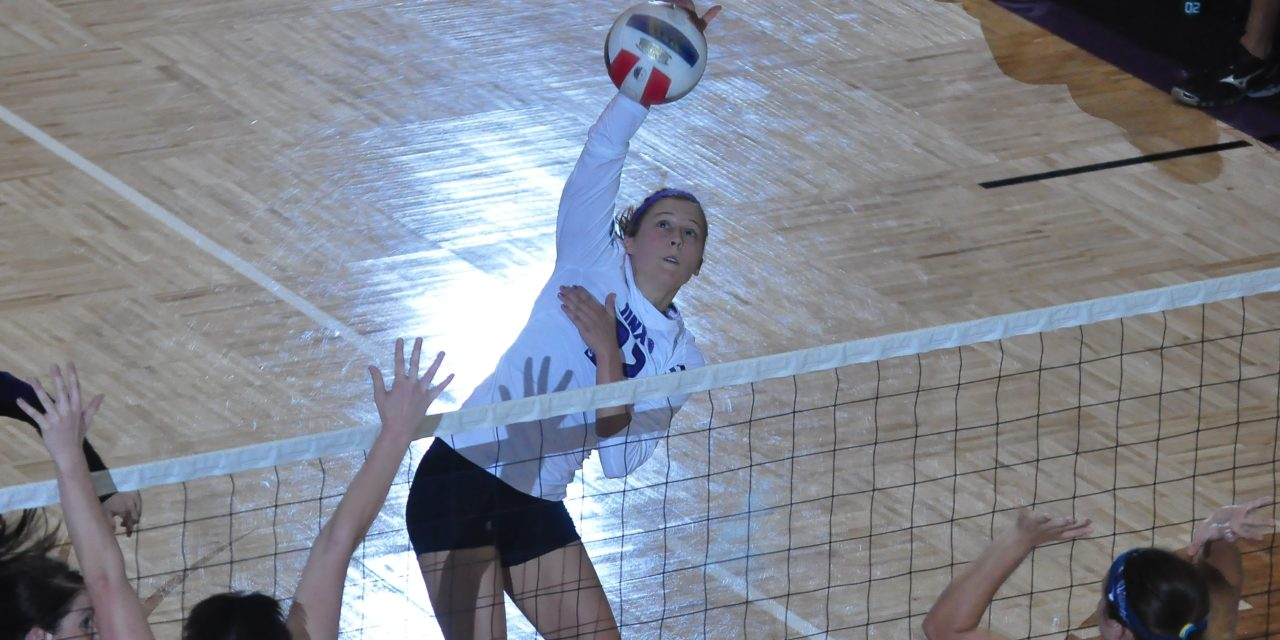Stalder named to All-KCAC Honorable Mention team