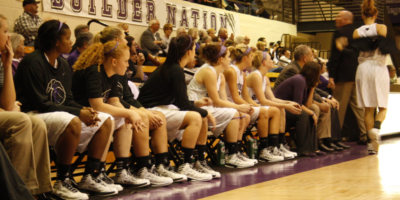 Division II Lady Blues defeat Lady Builders, 92-52