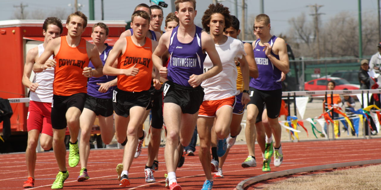 Track and Field competes at second meet of outdoor season (Slideshow)