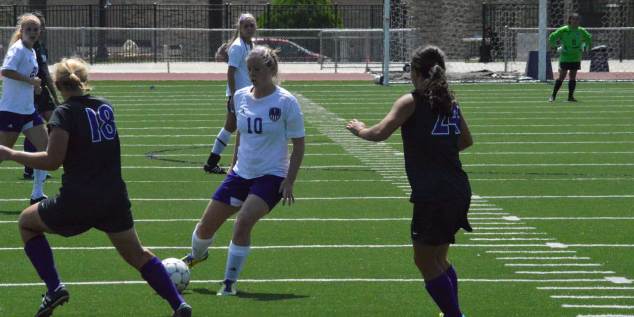 Lady Builders suffer loss at Tabor