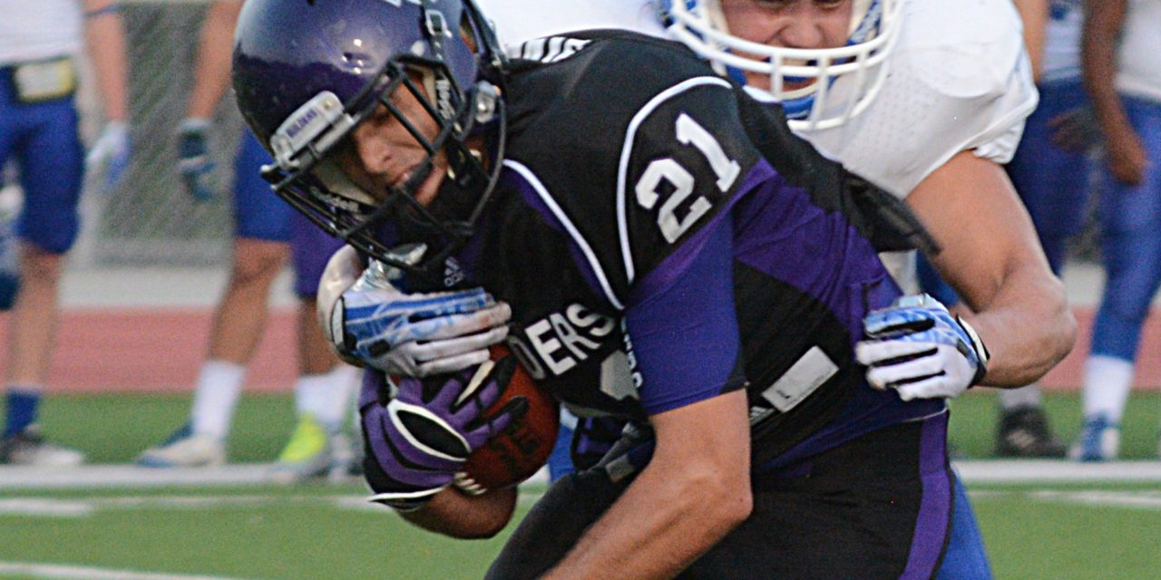 Builder football suffers defeat at first home game