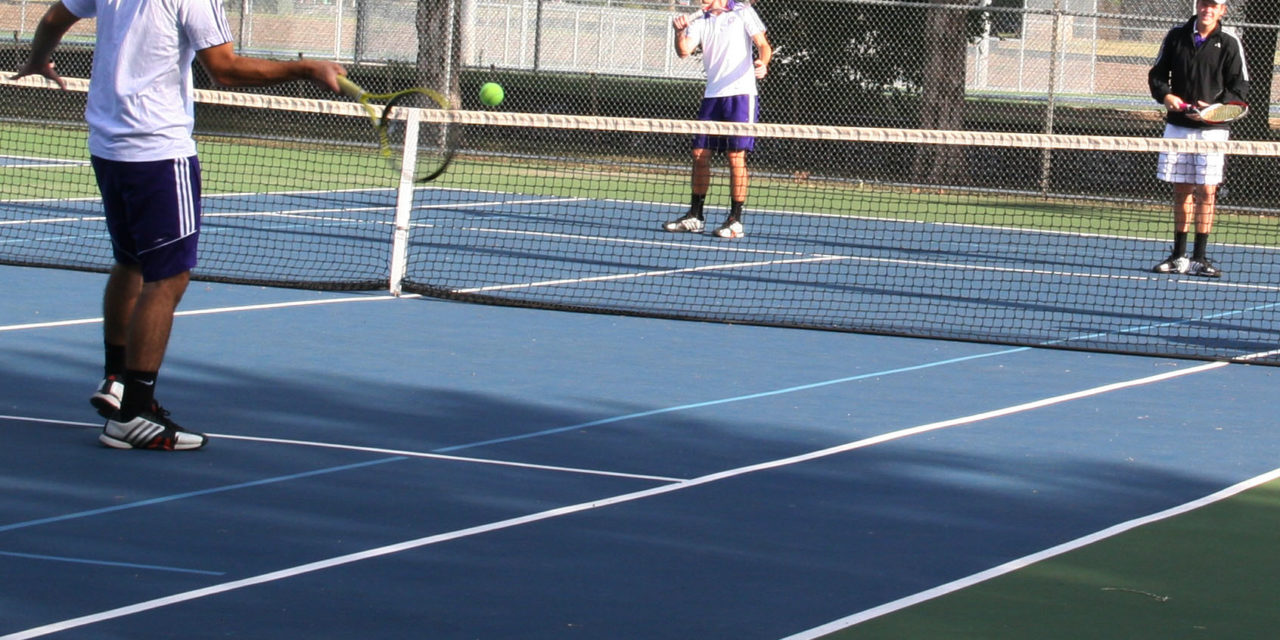 Tennis team takes hit from Emporia