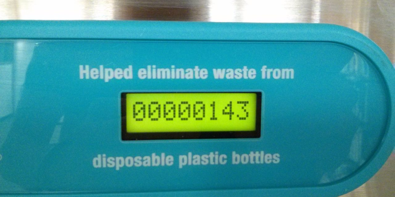 More water bottle filling stations to be installed on campus