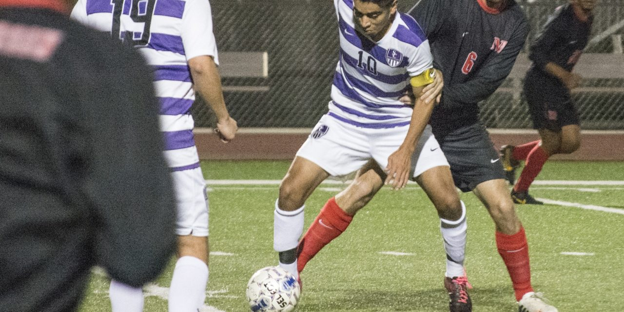 Men's soccer fails to deliver at home, falls to McPherson, 1-0