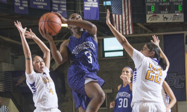 Lady Builders defeat Haskell Indian Nation in Tara Patterson Memorial Classic, 79-69 (Slideshow)