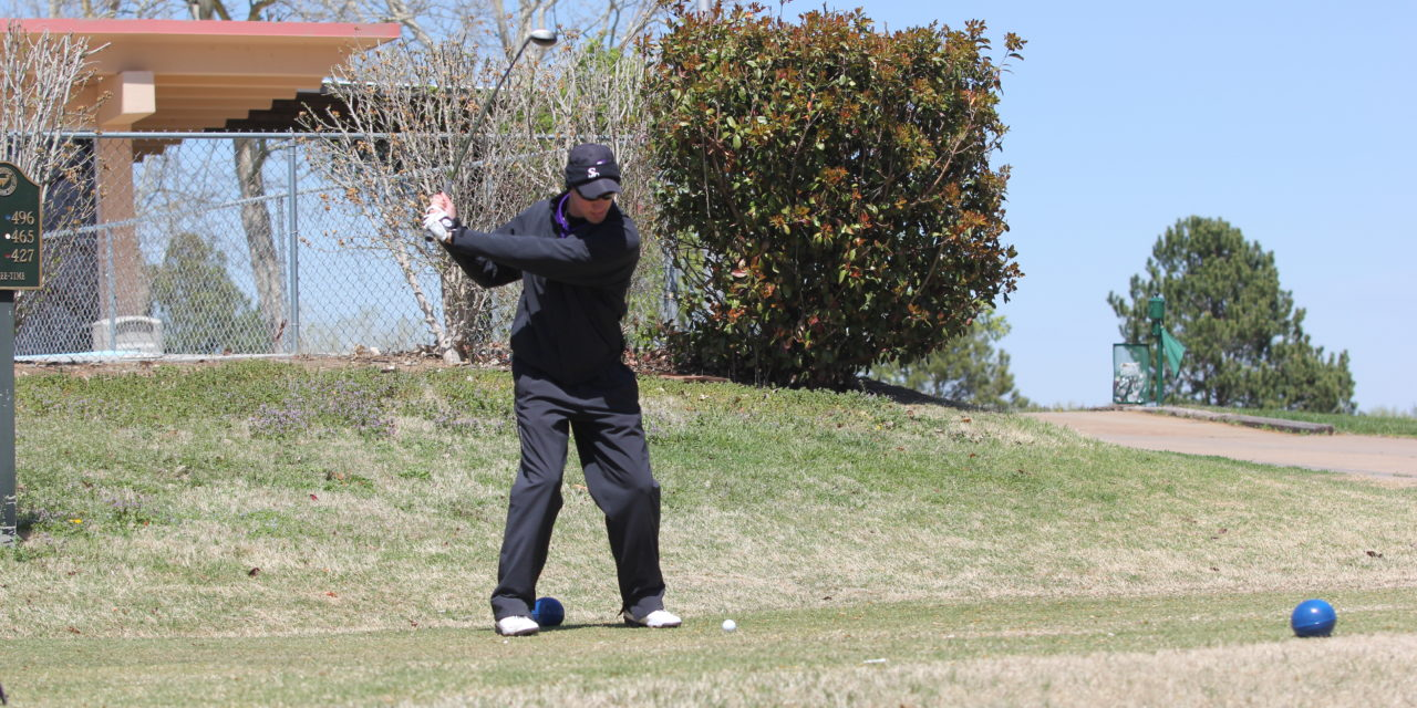 Southwestern golf finishes first and third in South Central Invitational