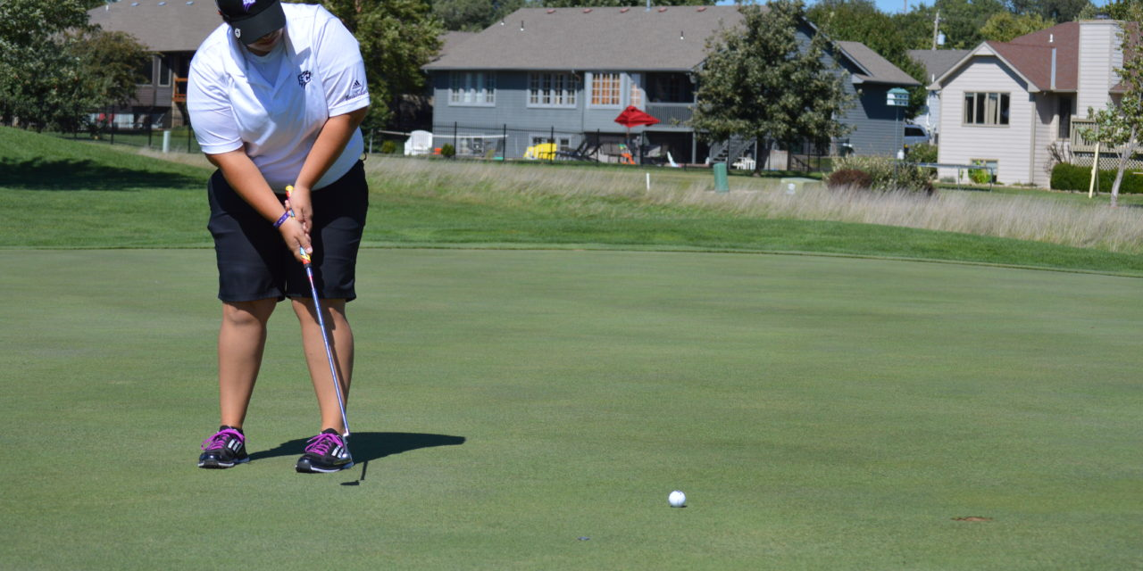 Lady Builder golf finishes eighth
