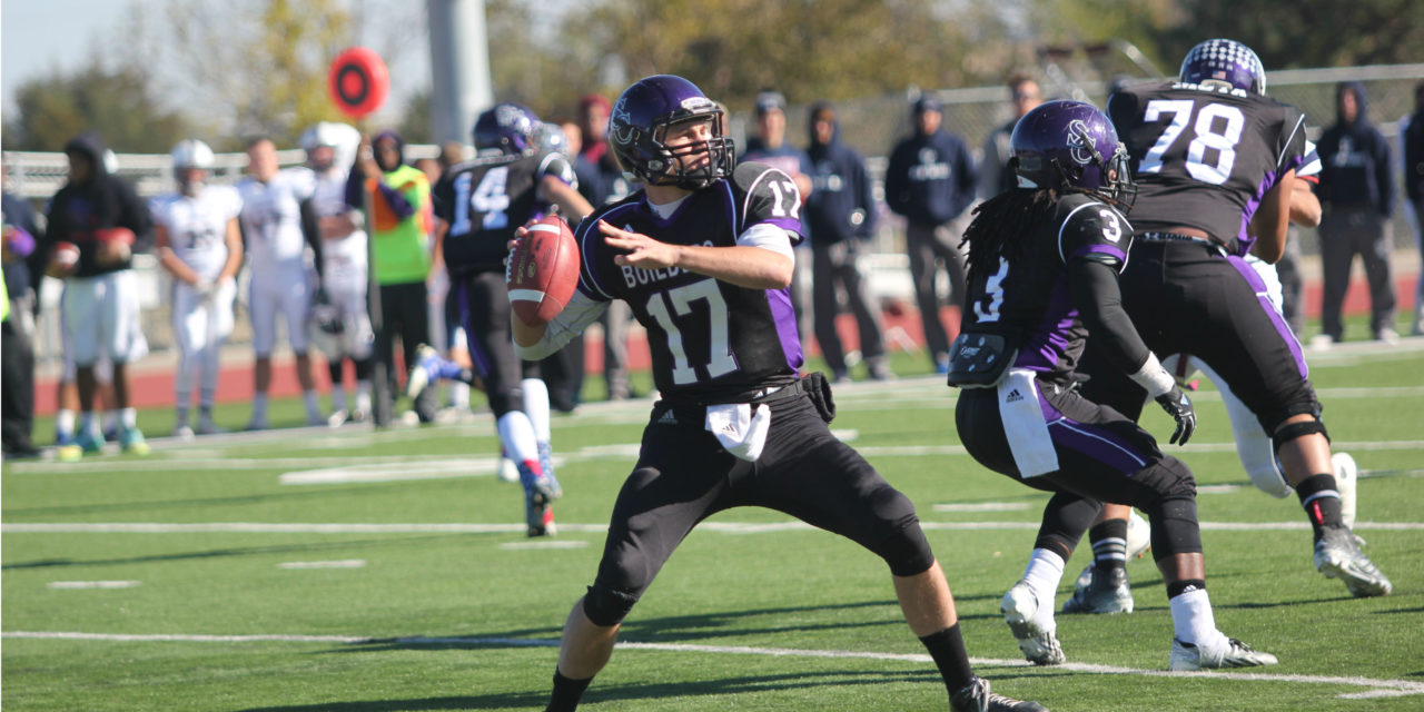 Sterling mounts second-half victory against Southwestern