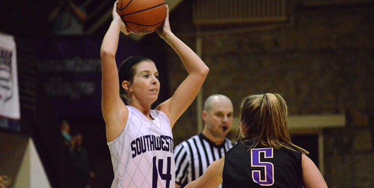 Lady Builders repeat 2014 loss against Tabor