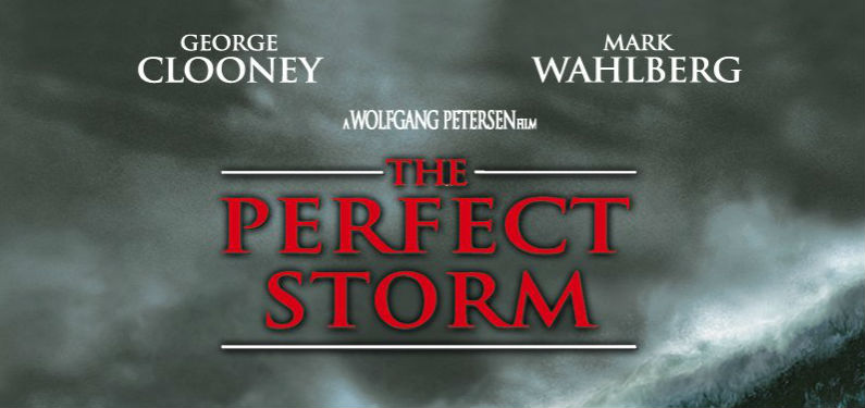 'Perfect Storm' delivers mixed feelings