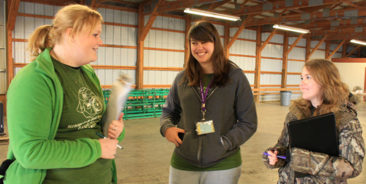 Green Team collects E-waste from community