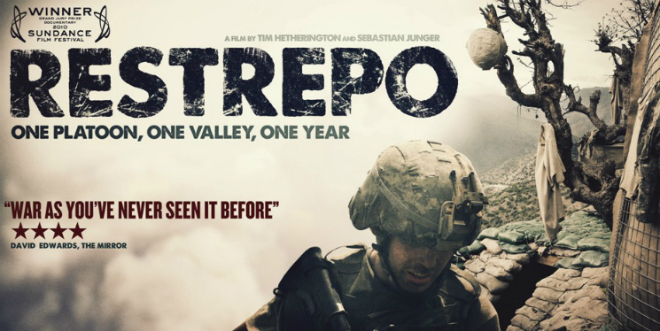 'Restrepo' shows all aspects of war
