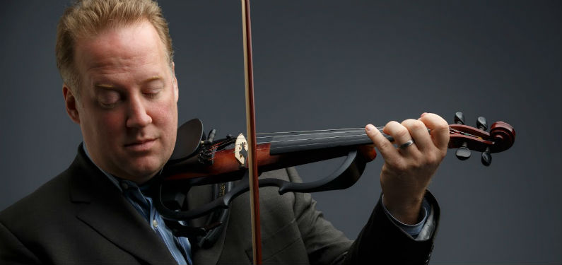 Jazz violinist performs with 'Southern Exposure'