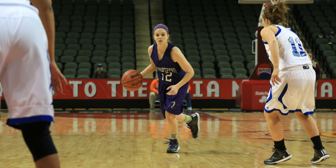 Cougars claw away Lady Builders' national tournament hope