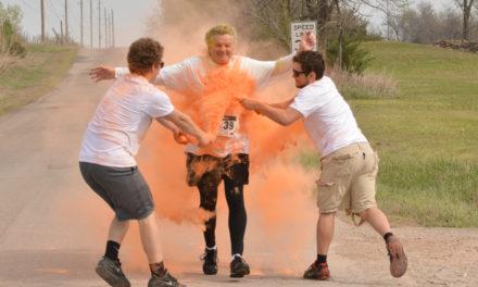 Color splashing through Leadership 5K