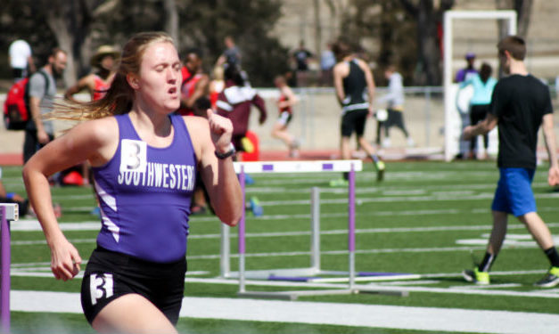 Builder track competes at Pittsurg State University
