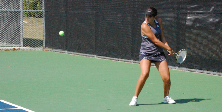Tennis performs well at KCAC tournament (Slideshow)