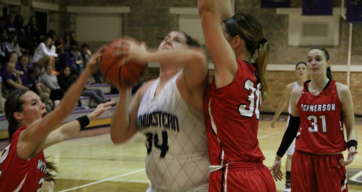 Lady Builder Basketball suffers tough loss to McPherson
