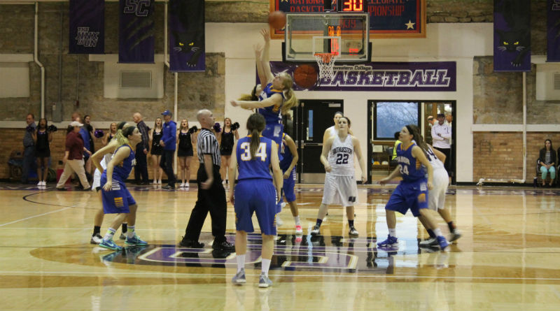 Lady Builders end Tabor's undefeated record