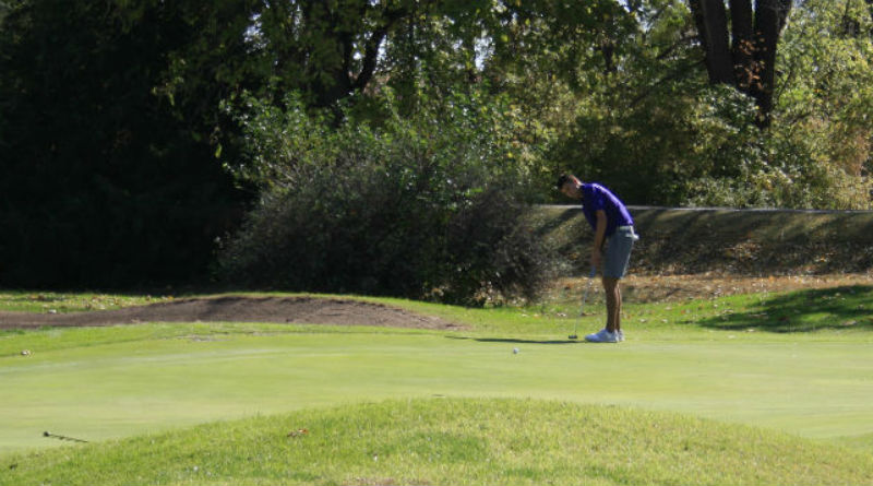 Golf earns second in KCAC tournament