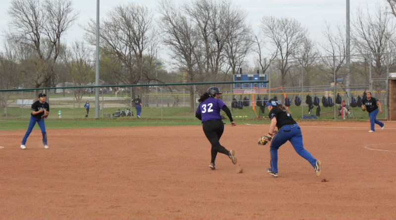 Builder softball suffers four weekend losses