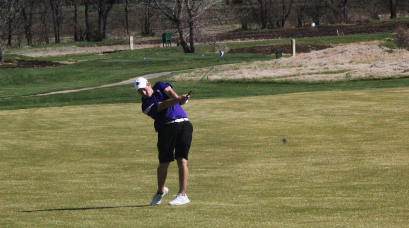 Builder golf defends home course, finishes on top