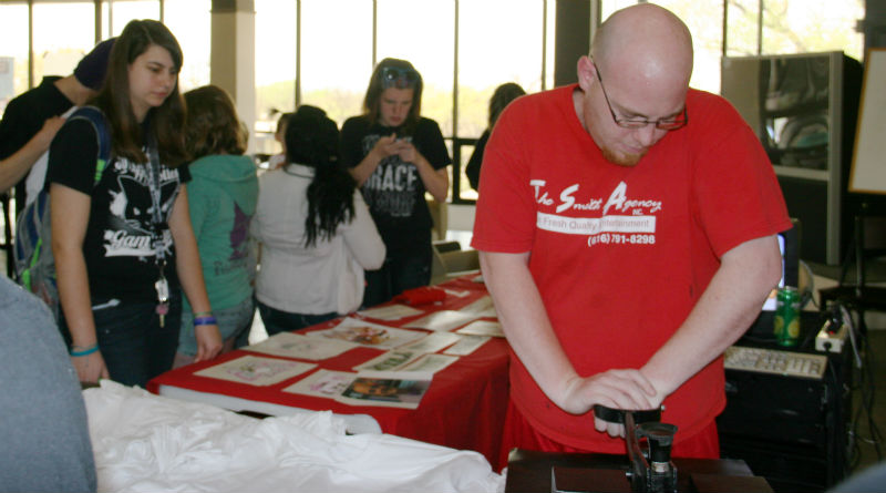 Funny T-Shirts provides campus entertainment