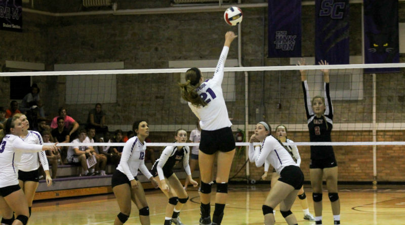 Volleyball defeats Sterling after 8 years