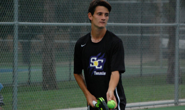 Men's and Women's tennis does well at tournament