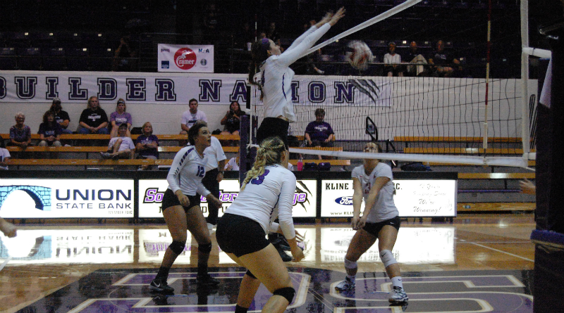 Volleyball suffers tough loss at McPherson