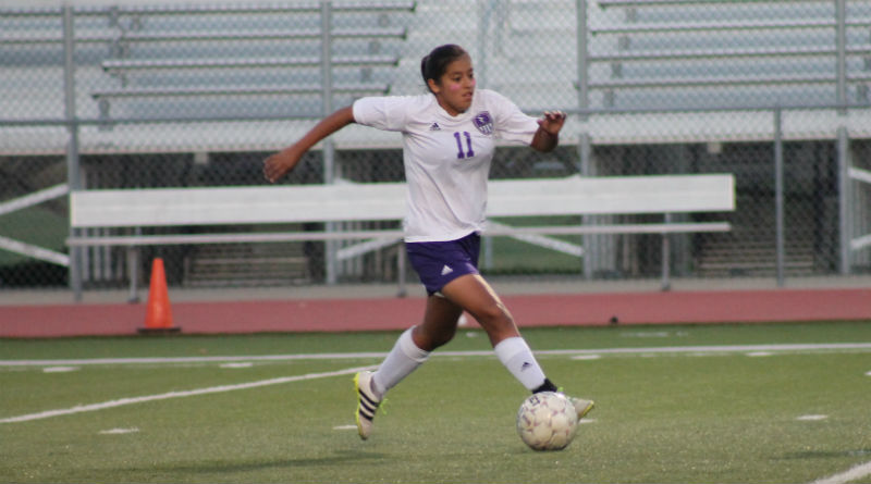 Lady Builder Soccer overcomes York Panthers