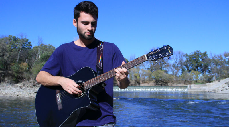 SC student writes and produces own acoustic music