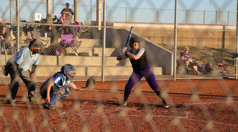 Softball drops Wednesday's double-header