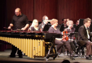 Kirk performs accompanied marimba concerto