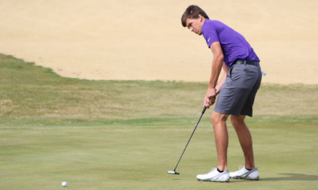 Men's golf places fourth at KCAC championship