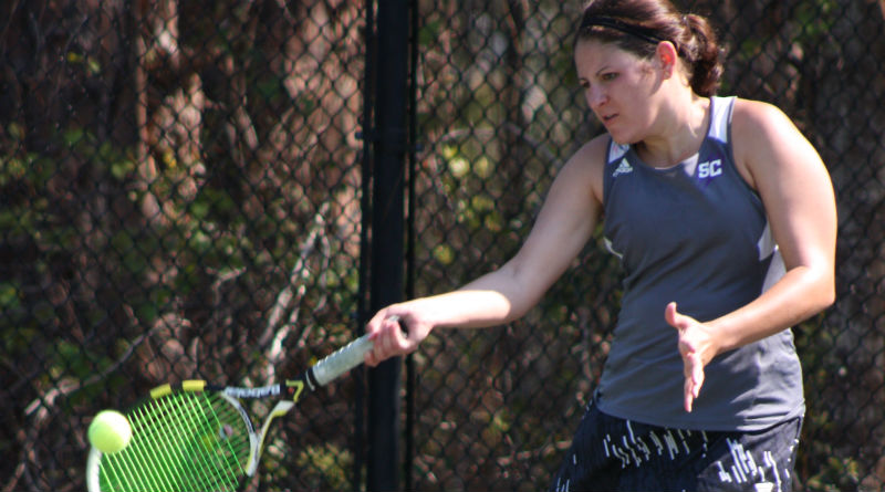 Tennis competes in Spring Tennis Fest at Hilton Head