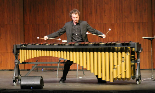 Guest artists, masterclasses, competitions highlight Day of Percussion