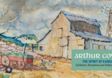 Arthur Covey Exhibit opens on campus