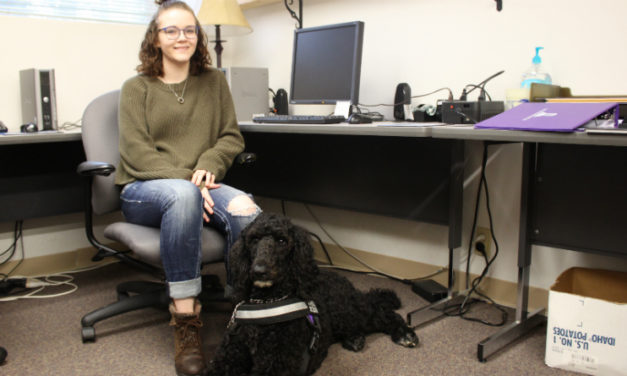 Service dog in-training kicked off of campus