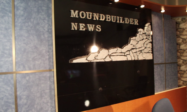 """Moundbuilder News"" gets face lift with updated studio"