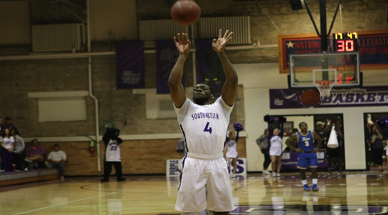 Men's basketball gains another win