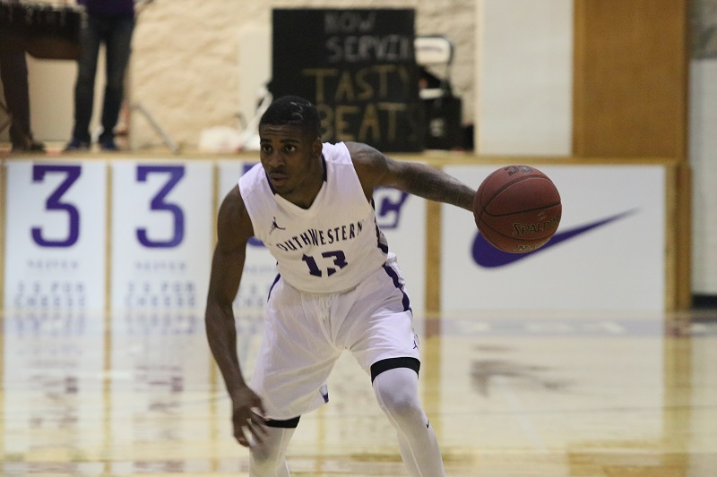 Men's basketball brought down in close game