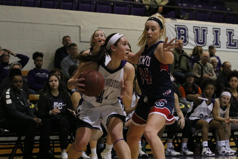 Jordyn Miller named KCAC Player of the Year