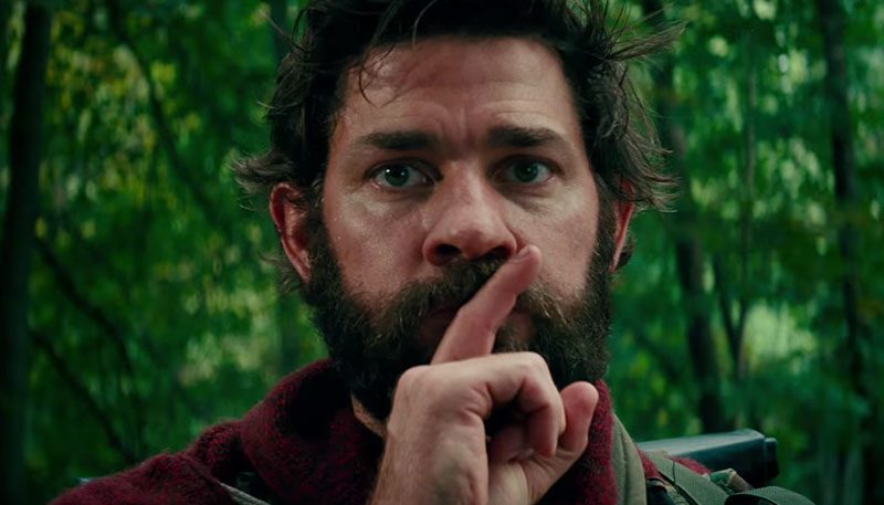 'A Quiet Place' gives new meaning to suspense
