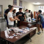 Wellness Fair encourages students to donate, live healthy