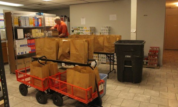 Local pantry serves community