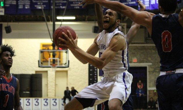 Hunt named KCAC player of the year